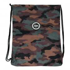 Hype Camo 317 Gym Bag (Multi)