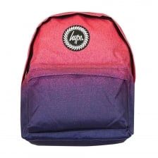 Hype Cherry Fuzz Backpack (Pink)