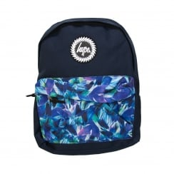Hype Cotinus Pocket Backpack (Navy)