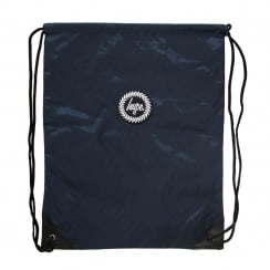 Hype Crest Gym Bag (Navy)