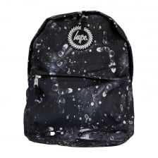 Hype Fingerprint 317 Backpack (Black/White)