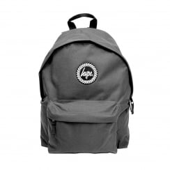 Hype Grey Backpack (Grey)
