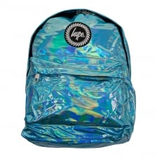 Hype Holographic 317 Backpack (Blue)