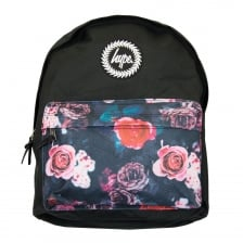 Hype Inbloom Backpack (Black)