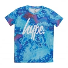 Hype Juniors Oil Spill T-Shirt (Multi)