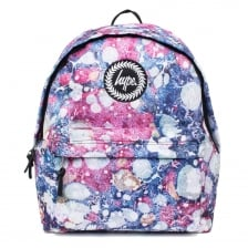 Hype Marble Rush Backpack (Blue)