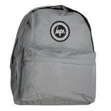 Hype Mens Reflective Backpack (Silver)