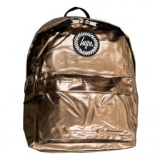 Hype Mens Tri Bronze Backpack (Bronze)