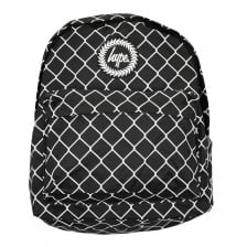 Hype Mesh Fence Backpack (Black)