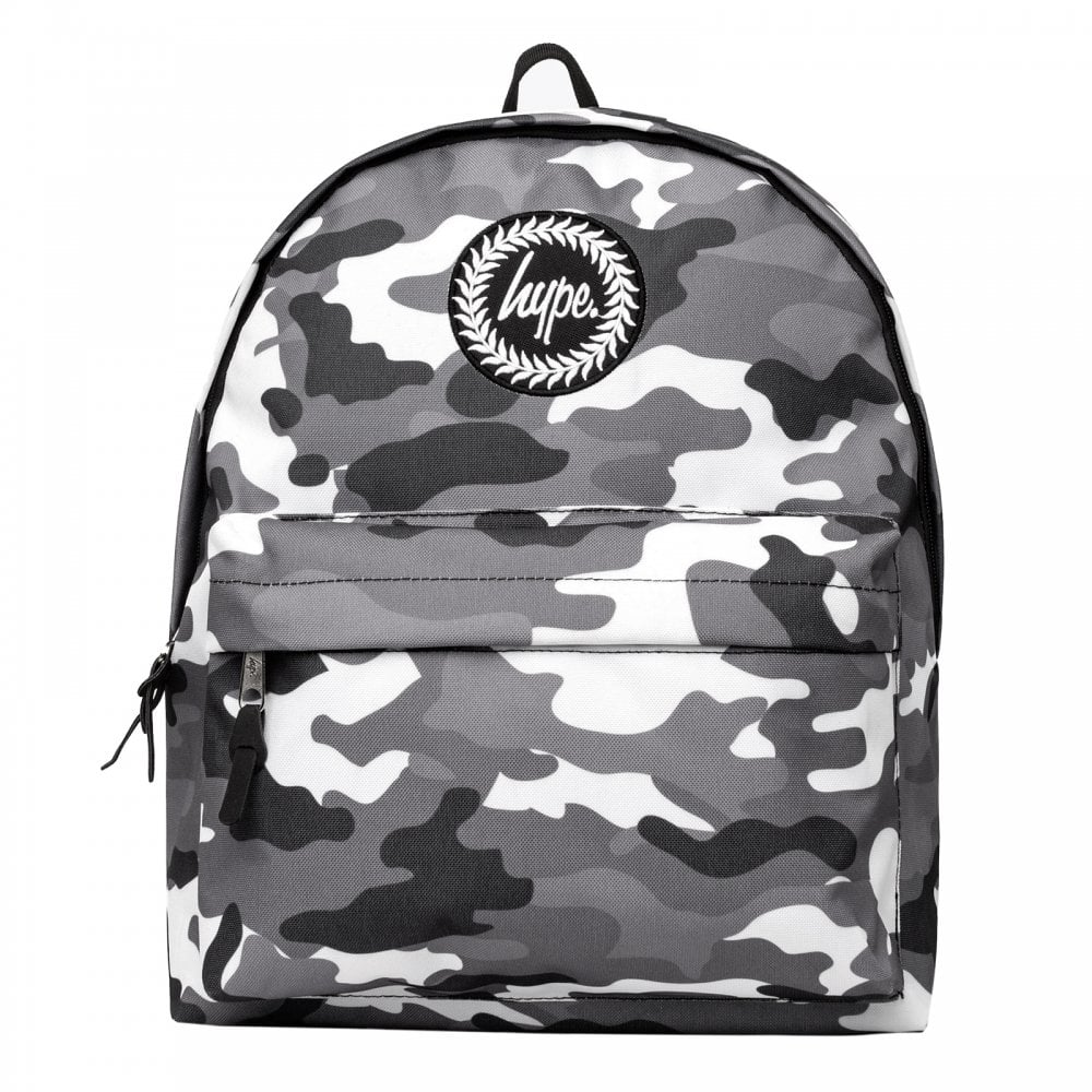 0ca62f8f3098 Hype Mono Camo Backpack (Multi) - Mens from Loofes UK