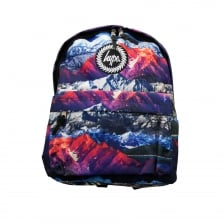 Hype Mountains 316 Backpack (Blue/Orange/Purple)