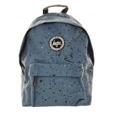 Hype Paint Splat Backpack (Blue)