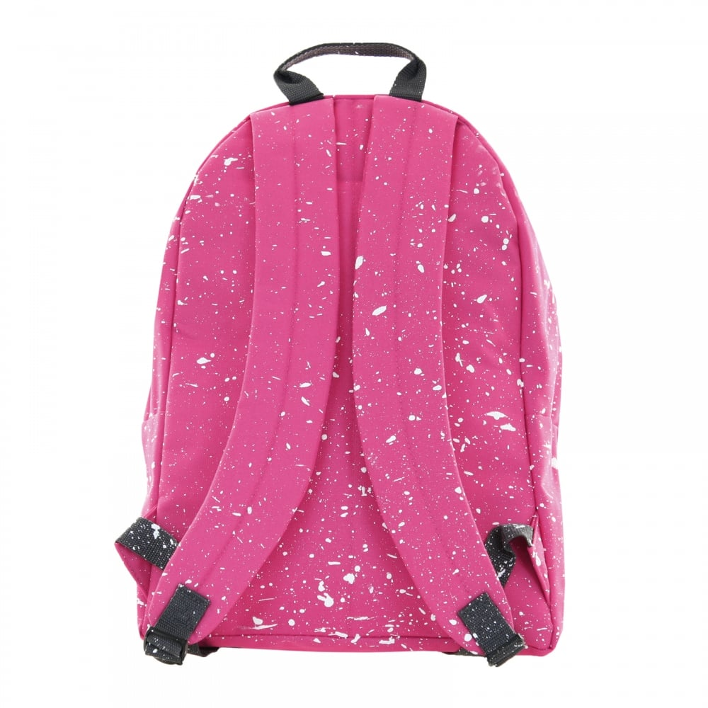 fba29c4fed77 Hype Paint Splat Backpack (Pink White) - Womens from Loofes UK