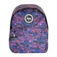 Hype Paint Swirls Backpack (Multi)