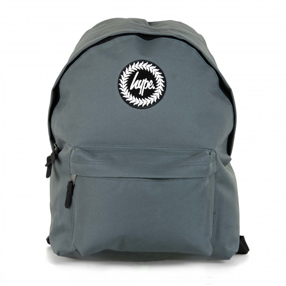 20ac5b11a0 Hype Plain Backpack (Grey) - Sports from Loofes UK
