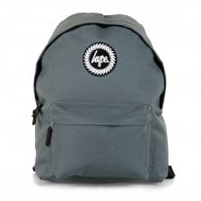 Hype Plain Backpack (Grey)