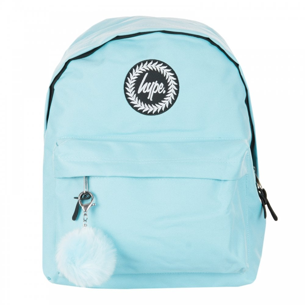 5d467204238b Hype Pom Pom Backpack (Blue) - Mens from Loofes UK