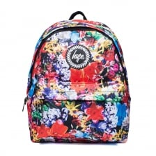 Hype Screen AOP 316 Backpack (Blue/Red/White)