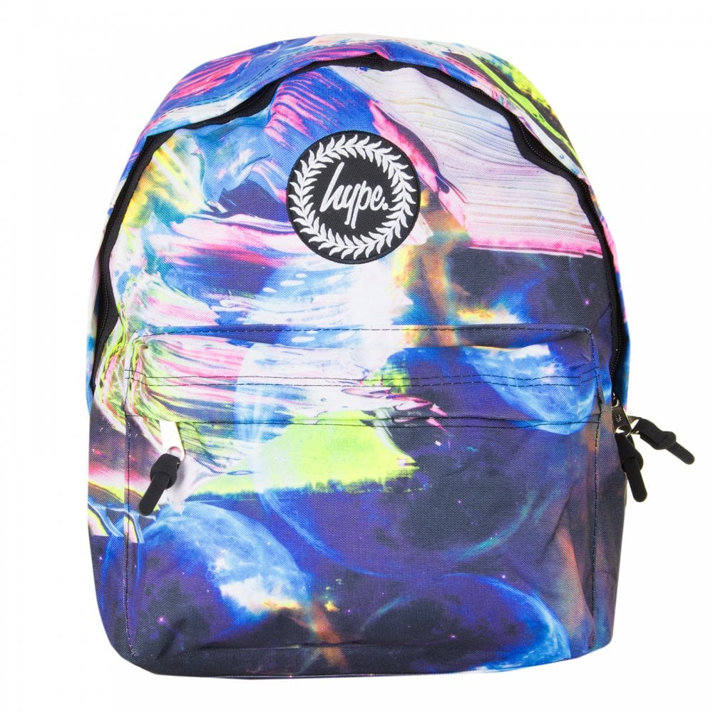 9d6fad542b66 Hype Space Paint Backpack (Multi) - Mens from Loofes UK