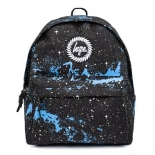 Hype Universe Backpack (Black/White/Blue)