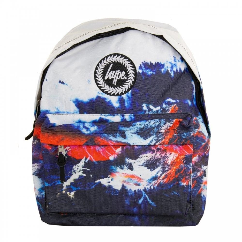 f26e0a7ad5e2 Hype Xmas Lava Mountain Backpack (Multi) - Mens from Loofes UK