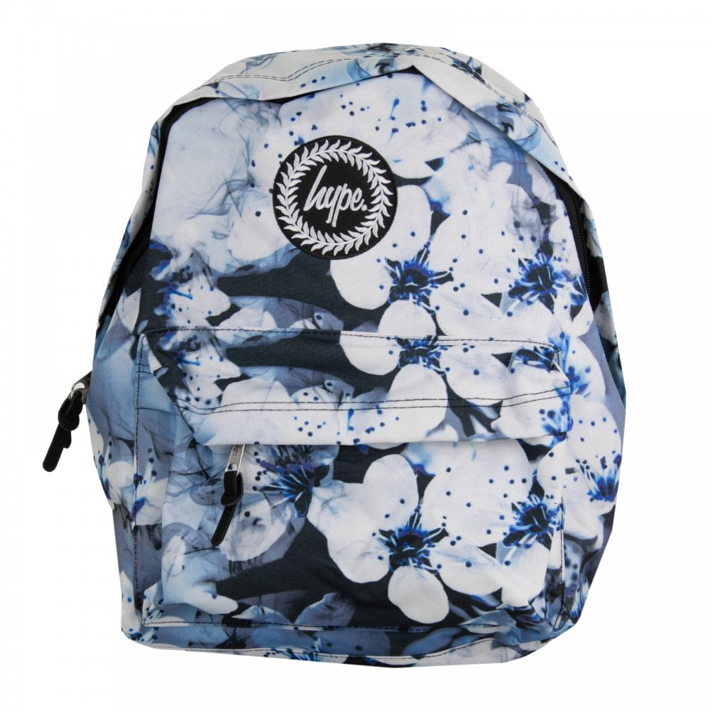 4f6db74012a9 Hype Xmas Smokey Mountain Backpack (Blue) - Mens from Loofes UK
