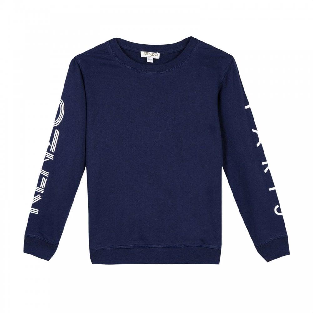 kenzo navy sweater