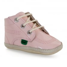 Kickers Infants 1st Kicks 317 Shoes (Pink)