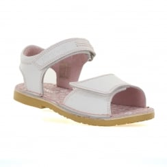 Kickers Infants Adlas San Sandals (White)
