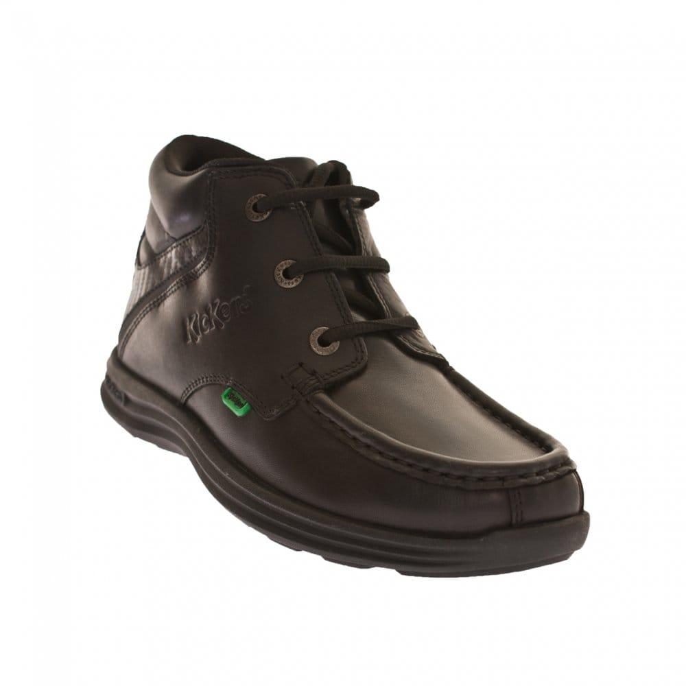 kickers kickers reason boots black kickers from
