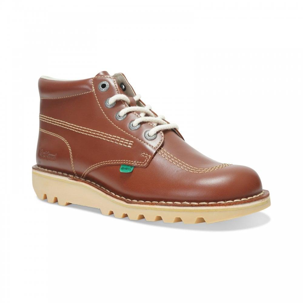 8229efd1659788 Kickers Mens HI Core Boots (Dark Tan) - Mens from Loofes UK