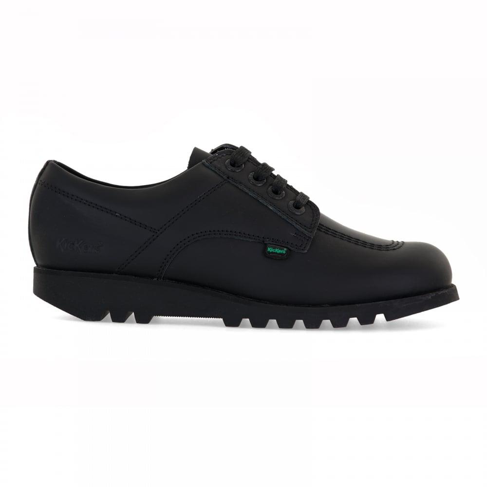 334ae242f7c83c Kickers Mens Kick Lo C Shoes (Black) - Mens from Loofes UK