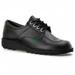 Kickers Mens Kick LO Core Shoes (Black)