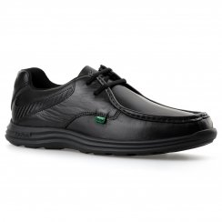 Kickers Mens Reasan Shoes (Black)