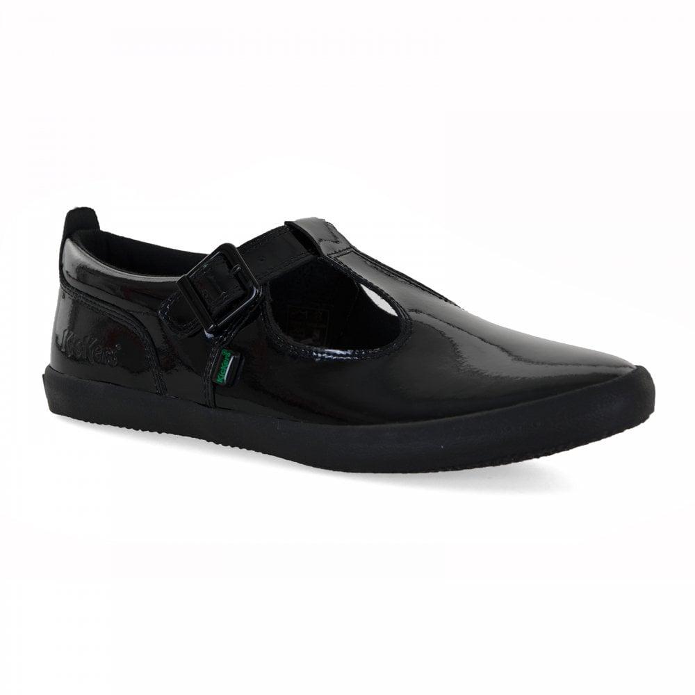 Kickers Womens Kariko T-Bar Shoes