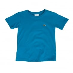 Lacoste Infants T-Shirt (Royal Blue)