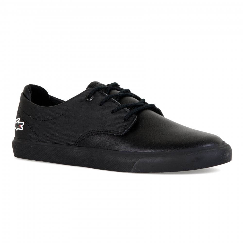 96c50f4db Lacoste Juniors Esparre Shoes (Black) - Kids from Loofes UK
