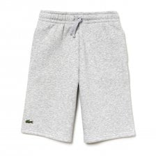 Lacoste Juniors Fleece Shorts (Grey)