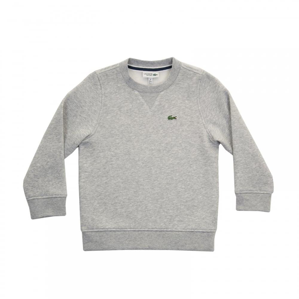 Lacoste Juniors Sweatshirt (Grey)
