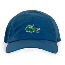 Lacoste Mens Baseball Cap (Blue)