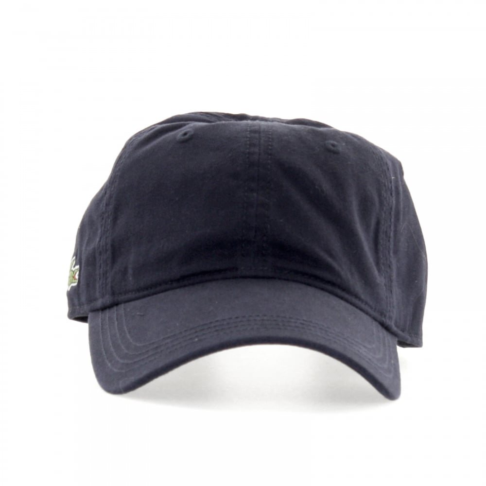Lacoste Mens Baseball Cap (Navy) - Mens from Loofes UK 37c43bac0a01