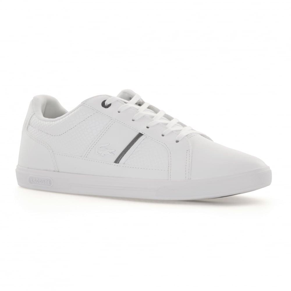Lacoste EUROPA - Trainers - white 6ssdF