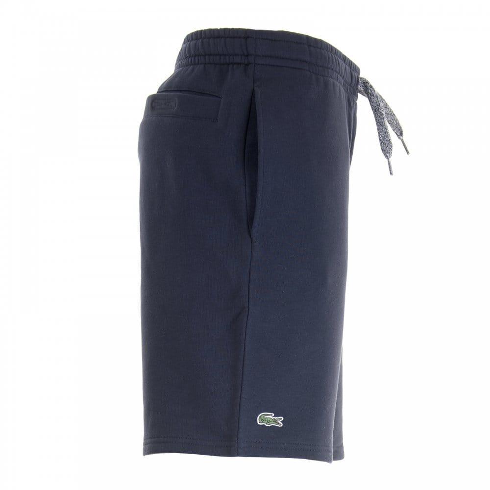 c537e1d4e98d Lacoste Mens Fleece Shorts (Navy) - Mens from Loofes UK