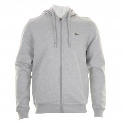 Lacoste Mens Hoody (Grey)
