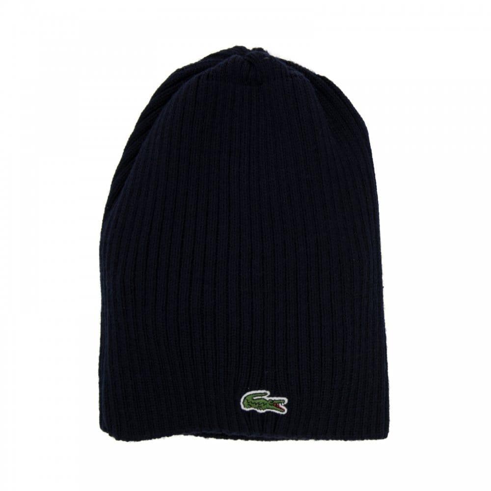 Lacoste Knitted Cap - Lacoste Knitted Cap c2c9a7c750e