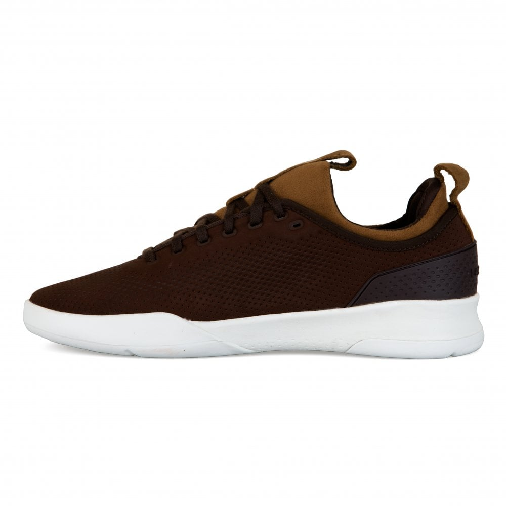 a8c32c5e0 Lacoste Mens LT Spirit Trainers (Brown) - Mens from Loofes UK