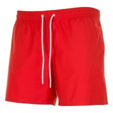 Lacoste Mens Swim Shorts (Red)