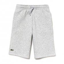 eb7e4bbfe6f Lacoste Sport Juniors Fleece Shorts (Grey)