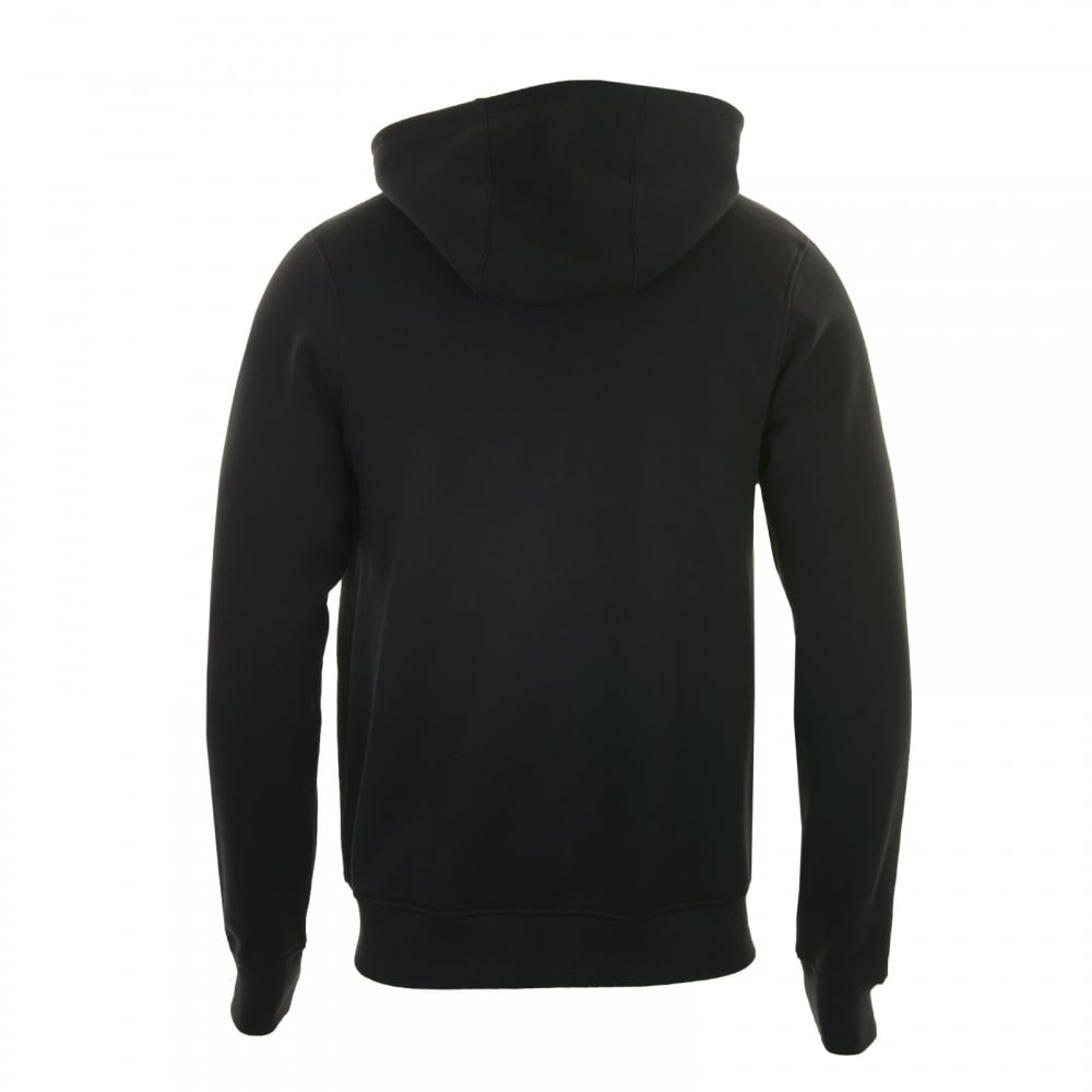 bcaf71f13567 Lacoste Sport Mens Full Zip Hoody (Black) - Mens from Loofes UK