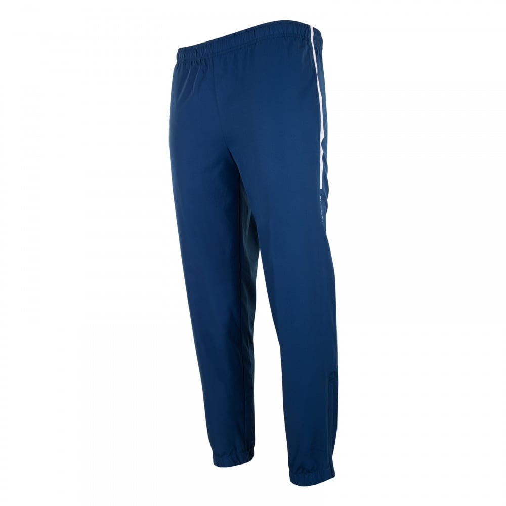 2e8f063124d9 Lacoste Sport Mens Woven 118 Joggers (Navy) - Mens from Loofes UK